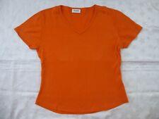 Schönes T-Shirt orange PIMKIE Gr. 38 Baumwolle Sehr guter Zustand !