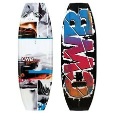 OCWB 'Absolute' pro Wakeboard with Bindings + free new 25m pro wakeboard rope