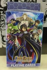 Code Geass Anime & Manga Official Playing Cards 516742
