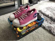Girls Pink Heelys UK 13