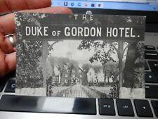 More details for kingussie  vintage postcard  edwardian