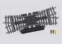 Märklin H0 2260 K-Gleis Doppelte Kreuzungsweiche elektrisch NEU + OVP