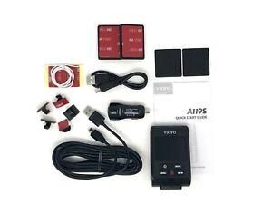 VIOFO A119S DashCam V1  + New accessories & CPL (no GPS) Sony IMX291 60fps