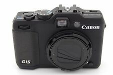Canon PowerShot G15 12.1MP 3''SCREEN 5x ZOOM DIGITAL CAMERA
