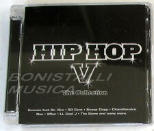 VARIOUS - HIP HOP V, THE COLLECTION - doppio CD Sigillato