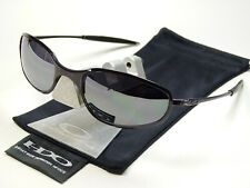 Oakley A Wire Black Thick Sonnenbrille Square Splinter Juliet Wiretap Tightrope
