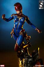 Sideshow Collectibles CAPTAIN MARVEL Exclusive PF Figure Statue Carol Danvers