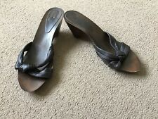 Ladies Cherokee Wedge Sandals Size 8