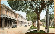 Havana/Habana, Cuba 1915 Postcard - Paseo del Prado o de Marti