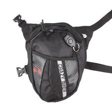 Quality Bag Leg Drop Motorcycle Waist Pack Men Thigh Canvas Belt Bike Bag ba#cd