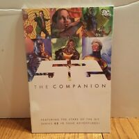 2007 DC Comics Series 52: The Companion Graphic Novel Paperback Book