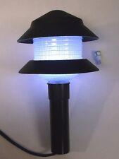4 BBT Brand 12 v Wedge Type Super Bright Cool White LED Landscape Light Bulbs