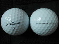 "20 TITLEIST "" PRO V1"" - ""NO 392 MODEL"" - Golf Balls- ""PEARL/A"" Grades."