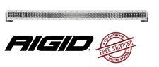 "Rigid Industries RDS Series PRO 50"" LED Curved Light Bar - Spot / White Body"
