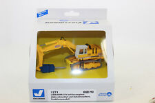 Viessmann 1271 Liebherr 974 WITH MOVING Demolition Chisel and Headlights 1:87