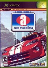 Auto Modellista Xbox New Xbox