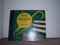 "Columbia C-123 Will Bradley - Boogie Woogie 1947 10"" 78 RPM"