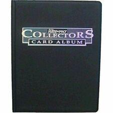 Ultra pro 9 Pocket Collector Portfolio Black