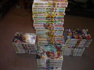 Lot Intégrale 70 Manga Yu Gi Oh + R + Gx + 5'Ds + Zexal Version Française !!!
