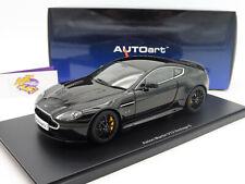 "AUTOart 70253 # Aston Martin V12 Vantage S Coupe Bj. 2015 "" schwarz "" 1:18 NEU"