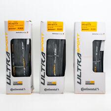 Continental Ultra Sport III 700x23/25/28 Black Folding PureGrip 3 Road Bike Tire