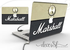 Marshall Amp Design Wrap Adesivo della pelle per MacBook 13 Copertura Laptop Decalcomania