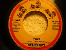STAIRSTEPS From Us To You/Time on Dark Horse soul 45