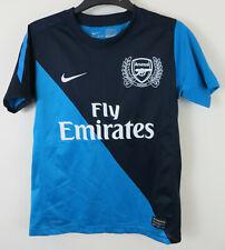 Arsenal Football Shirt 2011-12 Away Soccer Jersey Kids Yth YM Boys Medium 10-12