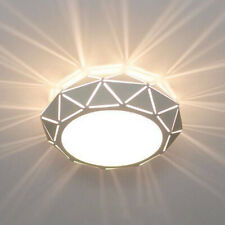 Acrylic Modern LED Ceiling Light Elegant Living Room Aisle Hallway Decor Lamp