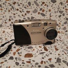Kodak Digital DC215 Zoom Point & Shoot Camera Retro Y2k Camera Working Order