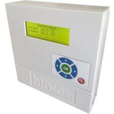BioCom Steuergerät zur Entfeuchtung, inkl. Feuchte- und Temperatur-Fühler