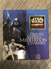 Star Wars Darth Vader's Meditation Chamber Cold Cast By Applause