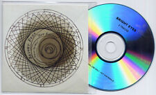 BRIGHT EYES Hot Knives 2007 UK 2-trk promo test CD