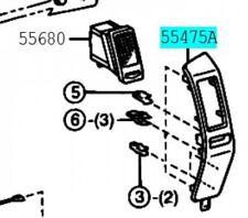 TOYOTA 55475-60040 Instrument Cluster Finish Panel Garnish No.2 Genuine PRADO