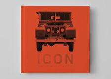 Land Rover Defender Icon Book.