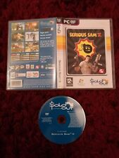 Serious Sam 2 - PC Game - 2K / Sold Out