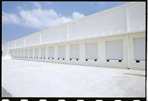 Duro Steel Amarr 2412 Series 10' X 10' Commercial INSULATED Overhead Garage Door