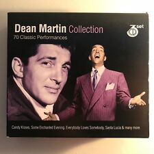 Dean Martin Collection (3 DISC SET 70 Tracks) CD Songs Box Set Greatest Hits