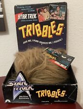 1991 STAR TREK - TRIBBLES (BROWN) Paramount Pictures 25th Anniversary MINT