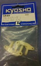 Vintage Kyosho Outlaw Rampage pro, pro-x and pro-xrt front hub -5 degree caster