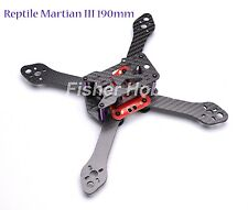 Carbon Fiber  Reptile Martian III 190 190mm 4-Axis Quadcopter Frame 3.5mm Arm
