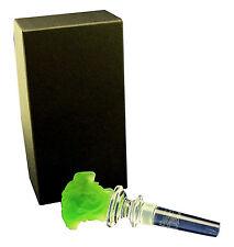 Versace Treasury Flaschenstopfer in smaragdgrün II. Wahl (AE055) von Rosenthal
