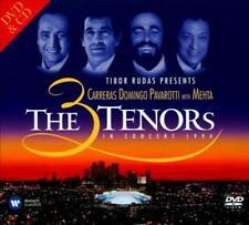 3 TENORS IN CONCERT 1994 [20TH ANNIVERSARY] [CD+DVD] NEW CD