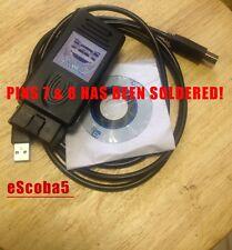 BMW Scanner 1.4.0 IKE / LCM / EWS Coding Pins 7 & 8 Soldered PA Soft E46 E39 X5