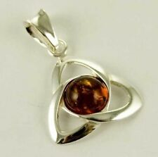 Unbranded Sterling Silver Amber Fine Jewellery