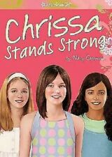 American Girl Of The Year 2009 Chrissa Maxwell Stands Strong Book Mary Casanova