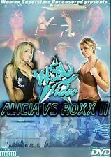 WSU Womens Wrestling - Alicia/Roxx II DVD Nikki