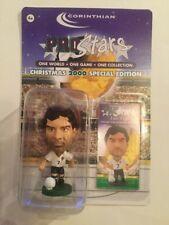 Luis Figo Portugal Corinthian Pro Star Christmas Special 2000 Figure