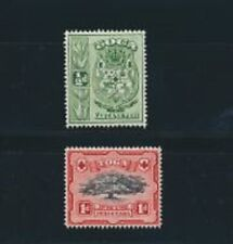 TONGA #73 - 74 Mint Never Hinged 1942 Pictorials