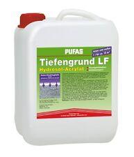 Pufas Tiefengrund LF Hydrosol 10LTR - Acrylat-Grundierung für innen und außen